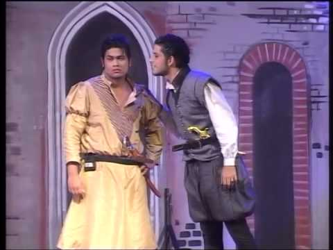 PART 1 - OTHELLO by William Shakespeare performed by School of Law, Christ University.