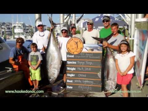 "Hooked On OC - ""Episode # 163 - 2014"" - 'the Wintertime Fishing Blues'"