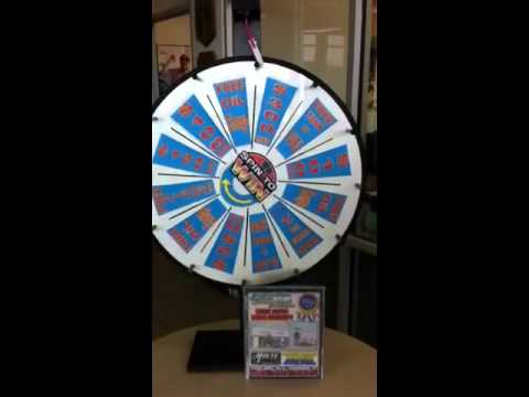 Spin and Win at HOYTE DODGE