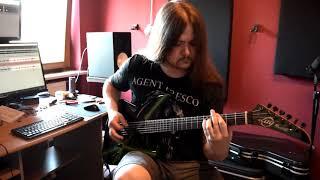 JUDAS PRIEST - Firepower   Guitar Cover