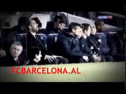 Thank You Tito Vilanova FC Barcelona Albanian