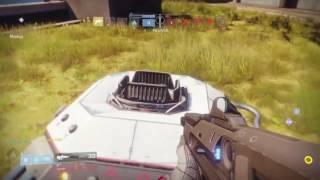 Destiny 2 Striker Titan Crucible PvP - New Countdown Game Type Gameplay