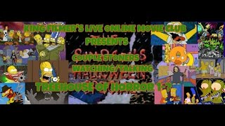 KINGFILMER'S LIVE ONLINE MOVIE CLUB COUPLE STONERS WATCHING TREEHOUSE OF HORROR 1-?