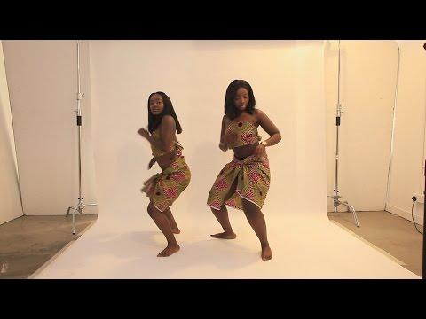 Ceecee Coco and Aurelie Dancing Makolongulu