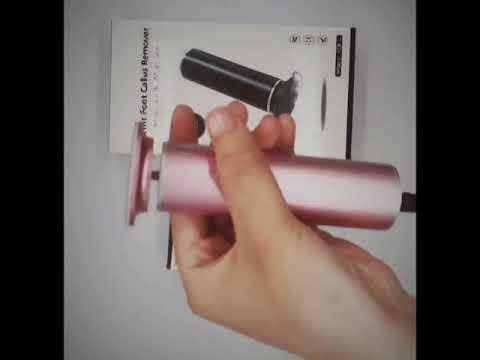 Профессиональная электрическая пилка для педикюра Electric Foot Callus Remover FCR-2