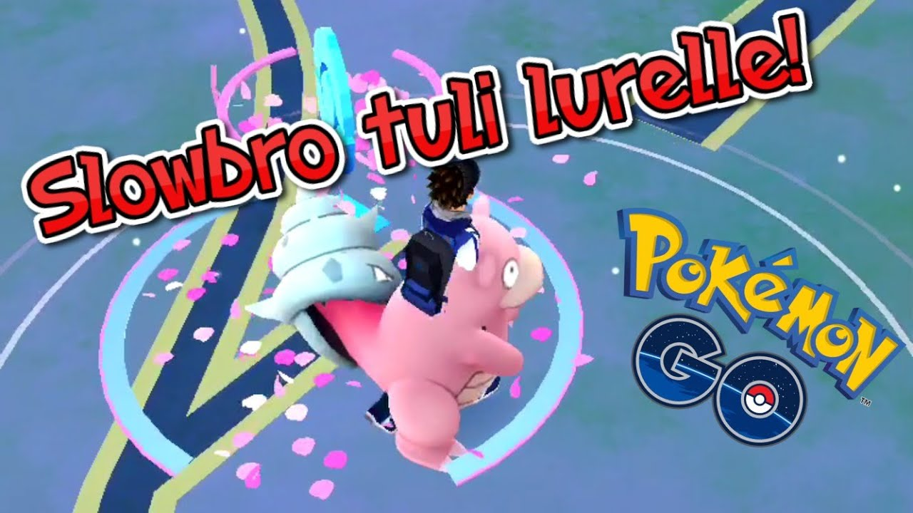 Pokemon go suomi Evolvataan Eevee #4 SLOWBRO TULI LURELLE!! - YouTube