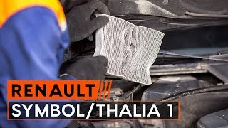 Manuale officina Renault 19 II Chamade online