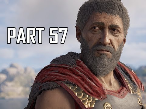 Download ASSASSIN'S CREED ODYSSEY Walkthrough Part 57 - Return of the Wolf (Let's Play Commentary)