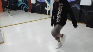 Как танцевать шафл: супер связка