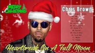 Chris Brown Christmas Songs 2019 - Heartbreack On A Full Moon Full Album