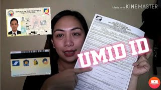 #UMID #SSS #ID HOW TO GET/APPLY UMID/SSS ID