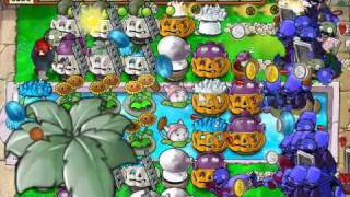 Plants vs zombies 14,990 - 14,992 flags ...