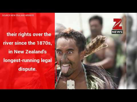 A world's first - New Zealand's Whanganui River recognised as `legal person`