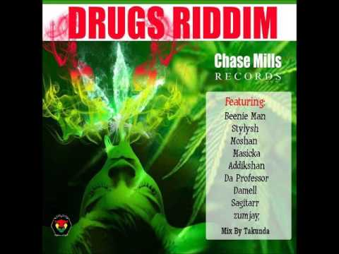 Drugs Riddim-Mix By Takunda-December 2015 [Mizo5Records]