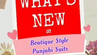 Latest Punjabi Suits designs    Boutique Style Punjabi Suits    2020 Designs #StyleInspirations