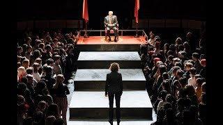 National Theatre Live: Julius Caesar | Trailer