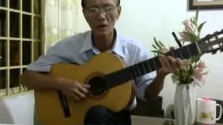 Canh thiep dau xuan - Hat voi guitar