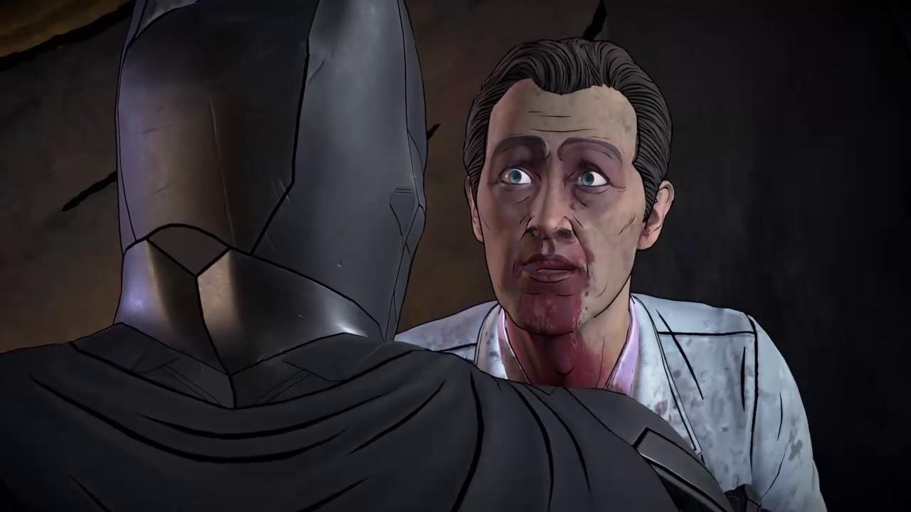 Batman Enemy Within ep4