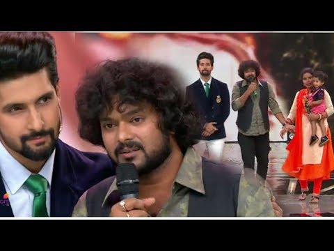 Finally At The Last Minute | Rising Star |  Sasank Sekhar | Cries With His Wife And Daughter |