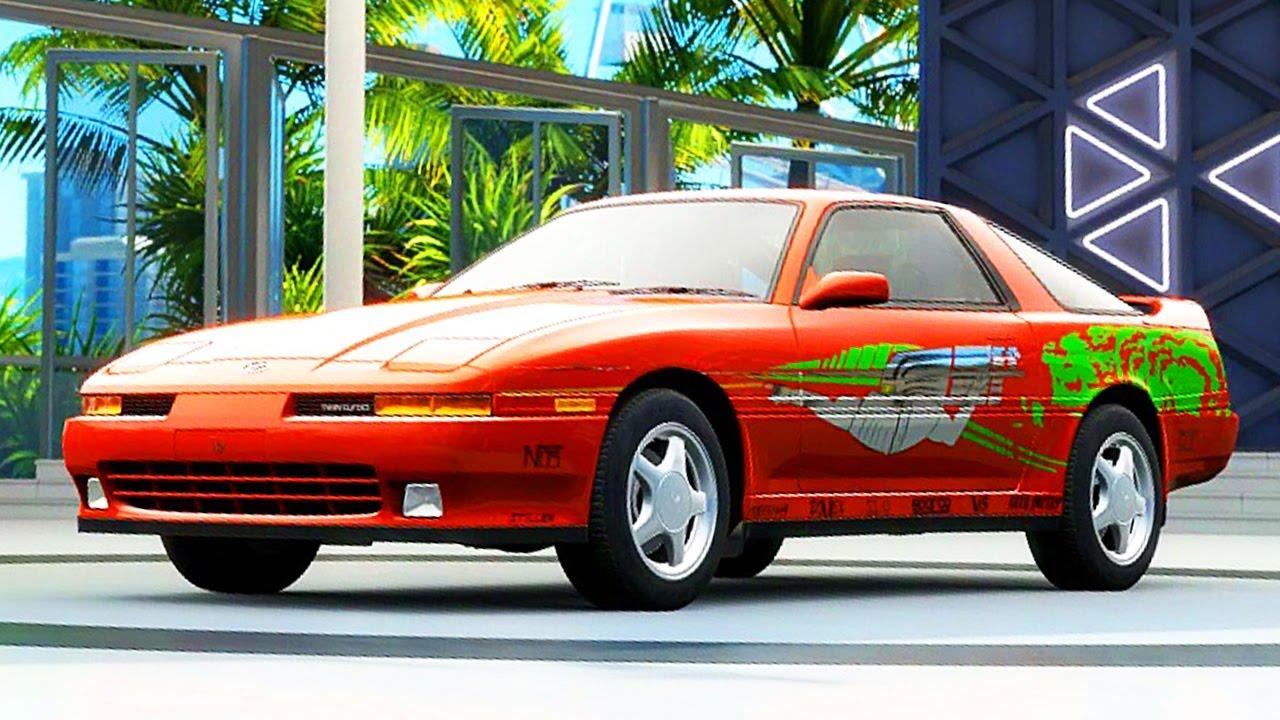 2016 Toyota Supra >> Forza Horizon 3 - Part 62 - 1992 Toyota Supra - YouTube