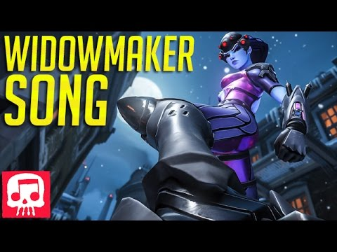 Thumbnail: WIDOWMAKER SONG by JT Machinima (Overwatch Song)