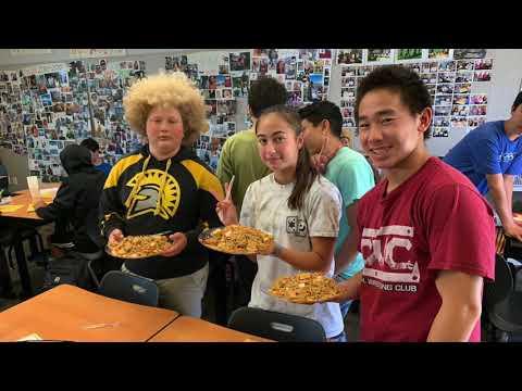 Mountain View High School Japanese Class
