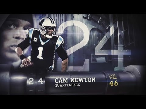 #24: Cam Newton (QB, Panthers) | Top 100 Players of 2014 | NFL