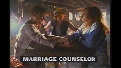 Foster's Beer Marriage Counselor Commercial 1997