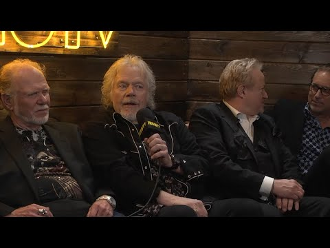 Bachman-Turner Overdrive - Backstage at the 2014 JUNO Awards