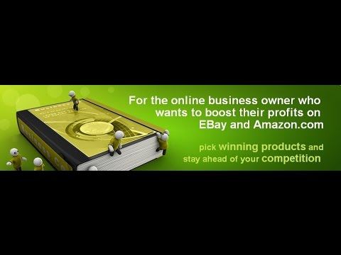 Boost Your Profits On EBay and Amazon