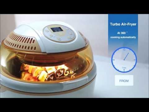 Turbo Air Fryer Youtube
