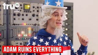 Adam Ruins Everything - How the Government Created Tech Monopolies | truTV Video