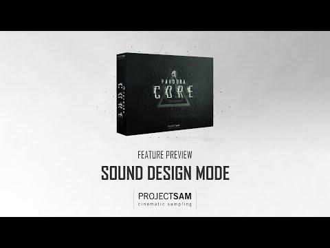 Symphobia 4: Pandora Core - Feature Preview: Sound Design Mode