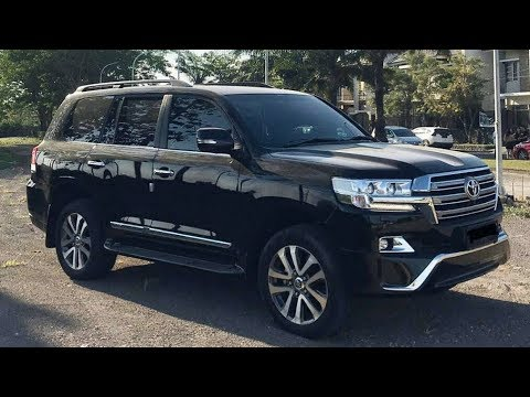 2018 Toyota Land Cruiser V8 Quick Review Youtube