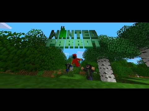 Wanted Parrot (Minecraft Animation)
