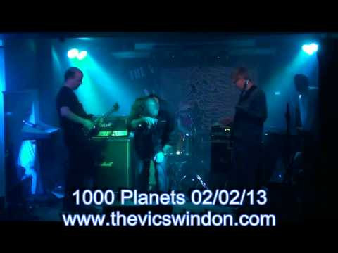 1000 Planets 2nd February 2013 The Vic Swindon