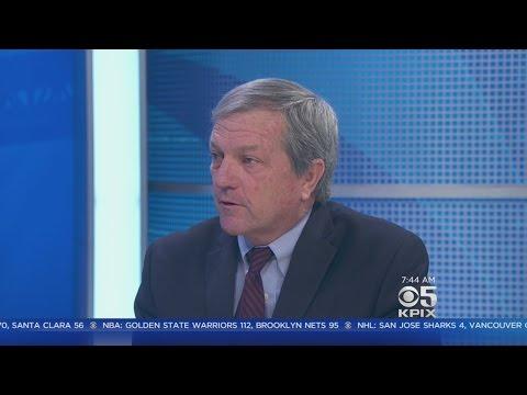 Rep. Mark DeSaulnier (D-Walnut Creek) Talks About Turmoil At Town Hall Meetings In Response To Trump