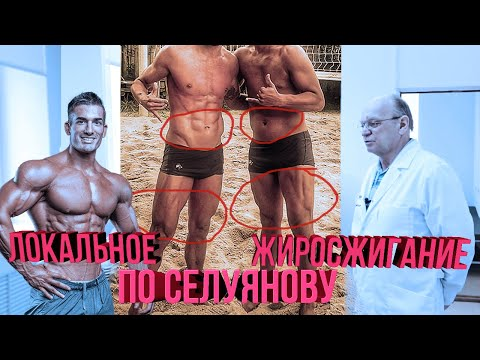 Селуянов / Статодинамика / Локальное Жиросжигание