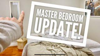Seewald Master Bedroom Update!