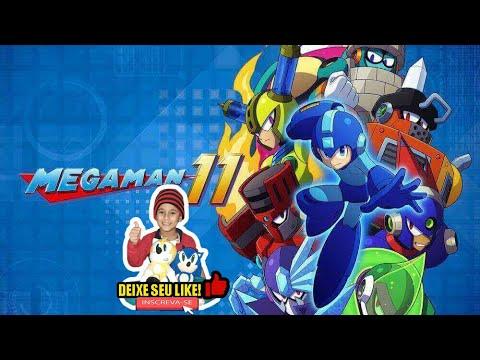 Megaman11 JULIOfs GAMER |