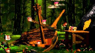 "[HD] TAS: SNES Donkey Kong Country 2 (USA v1.0) ""102%"" in 1:22:17.17 by Dooty, NxCy, & Comicalflop"
