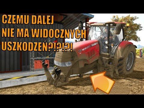 3 POWODY DLACZEGO W FARMING SIMULATOR DALEJ NIE MA WIDOCZNYCH USZKODZEŃ MASZYN!!!