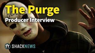 Jason Blum Talks The Purge TV Show