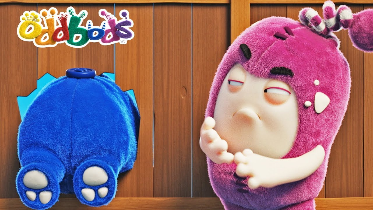 THE PEEPHOLE | NEW Full Episodes | The Oddbods Show Compilation