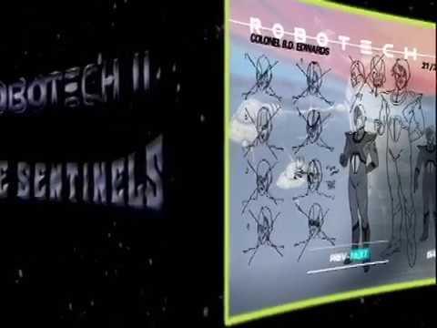 Robotech Sentinels Sales Pitch Unreleased Ending (Fan Reconstruction)