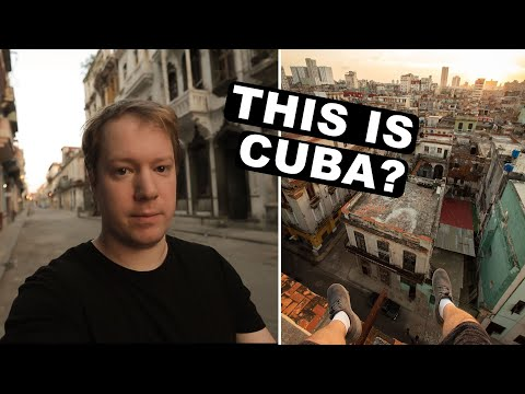 American traveling to Cuba | First Impressions