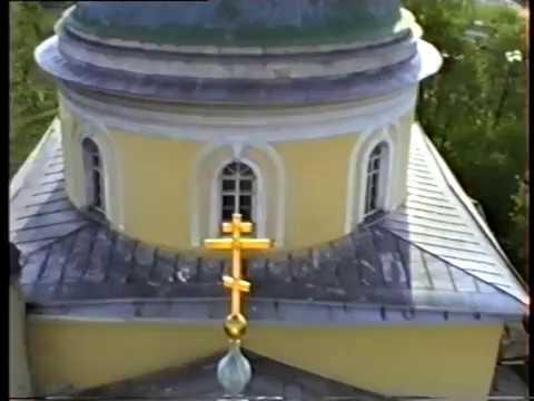 Панорама с.Воскресенское в 1990 году. Капли нашей истории.