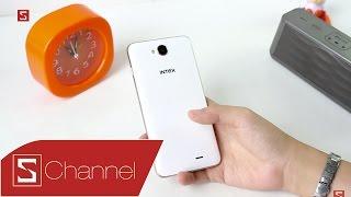 Schannel - Mở hộp smartphone Ấn Độ Intex Aqua Life III: Giá đẹp, cấu hình cũng đẹp không kém