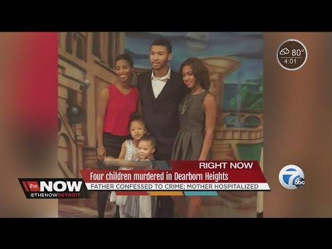 Four kids were murdered in Dearborn Heights
