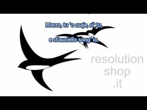 Catarì(M.P.Costa-S.Di Giacomo)karaoke strumentale